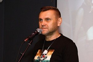 Jeden z protagonistov šou Ivo Ladižinský.