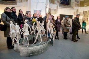 Víťazi bienále na výstave vgalérii