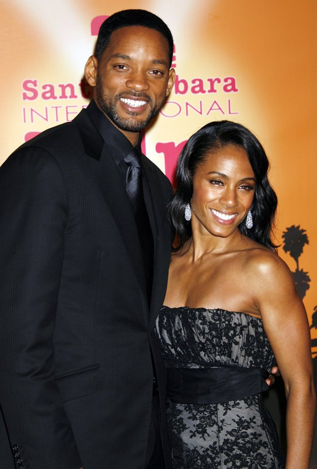 Will Smith a Jada-Pinkett-Smith