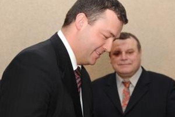 Novým ministrom obrany po Františkovi Kašickom bude 32-ročný štátny tajomník Jaroslav Baška (na snímke)