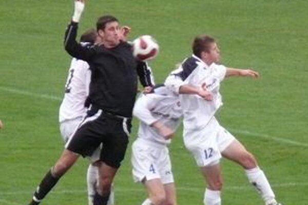 Tréner Ilko už nemôže počítat s Matúšom Pekárom, ktorý sa vrátil do Prešova.