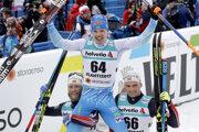 Fínsky bežec na lyžiach Iivo Niskanen získal na MS v severských disciplínach v Lahti prvú zlatú medailu pre usporiadateľskú krajinu.