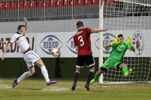 Najväčšiu šancu vionistov spálil Miroslav Pastva. Aj preto v sobotu nepadol ani jeden gól.