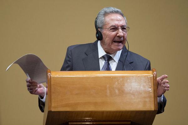Raul Castro.