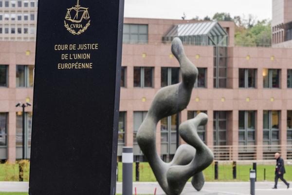Európsky súdny dvor.