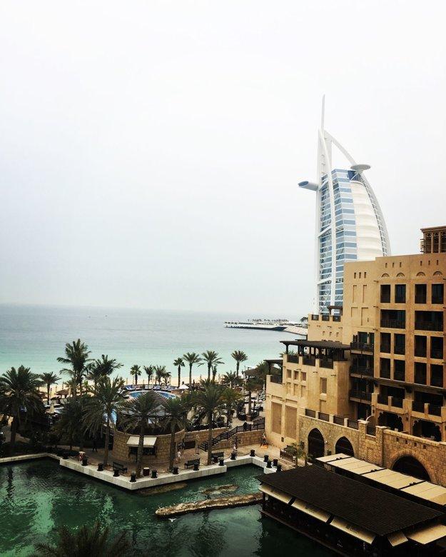 Dubaj je populárnou turistickou destináciou.