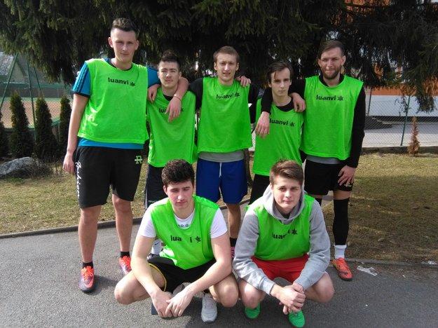 Mladý tím Bytovkári obsadil tretiu priečku.