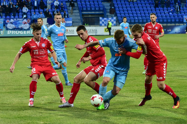 FK Senica - Slovan Bratislava