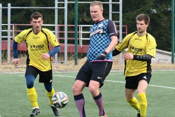 Oravská Poruba vyhrala gólom z 89. minúty.