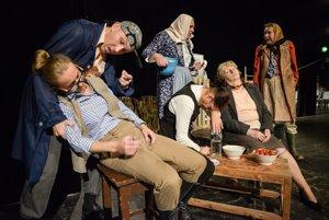 V stredu o 19.00 hod. na veľkej scéne Divadla Alexandra Duchnoviča prinesú hru Faraóni.