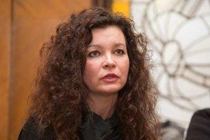 Režisérka Dana Dinková