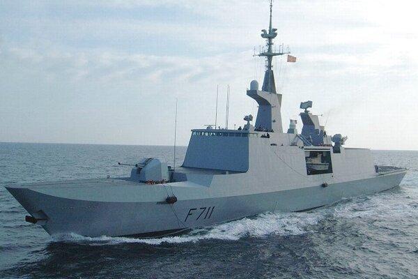 Francúzska fregata La Fayette vplávala do Čierneho mora.