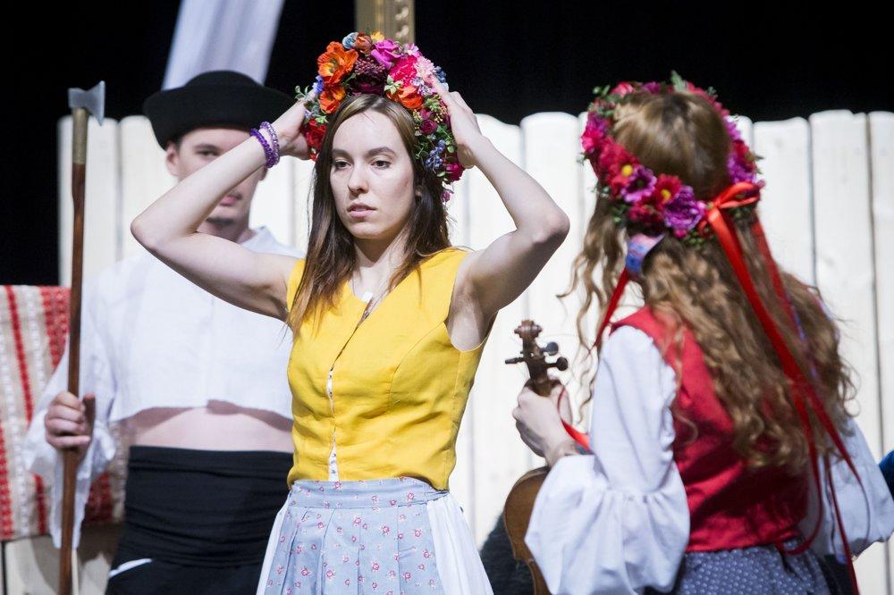 Autorkou kostýmov k novému cirkusu o Jánošíkovi je Dana Kleinert.