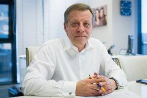 Generálny riaditeľ spoločnosti Orange Pavol Lančarič