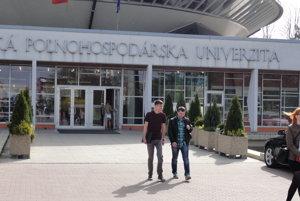 Nitrianske univerzity majú o desatinu menej študentov.