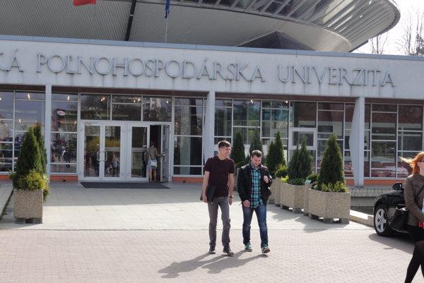 Čínština je medzi študentmi SPU vyhľadávaným jazykom.