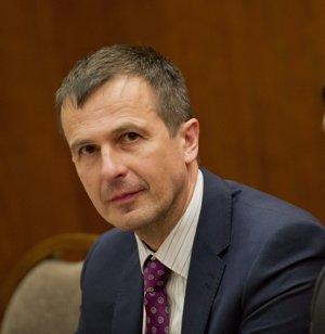 Anton Marcinčin. Vládny splnomocnenec.