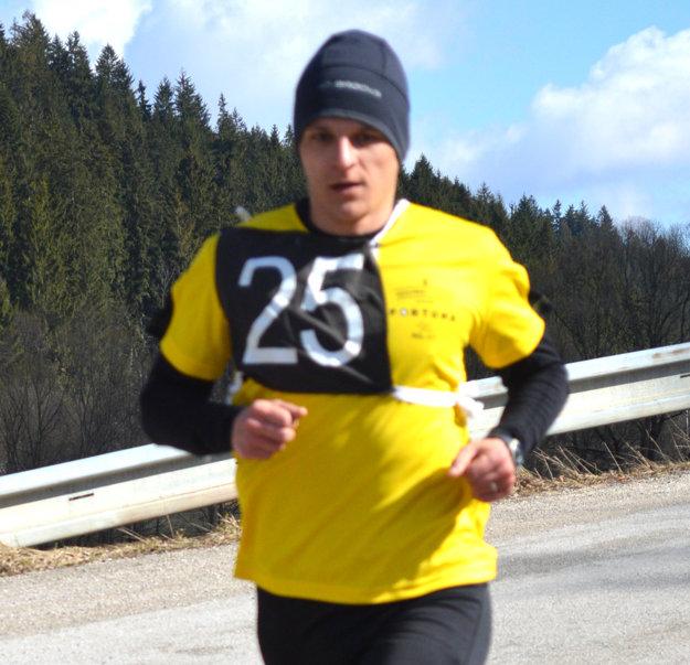 Róbert Kulla, víťaz 30. ročníka.