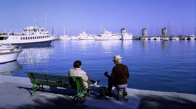 Spestrením dovolenky na Rodose sú rôzne výletné plavby.