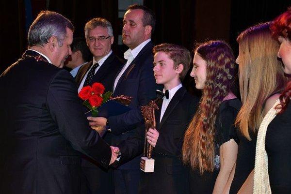 Pegasov bude znovu odovzdávať primátor Viliam Zahorčák.