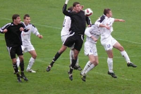 Matúš Pekár mal v závere zápasu tri príležitosti na skórovanie. Gólovo sa presadil až z poslednej.