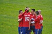 Borčice strelili šesť gólov.