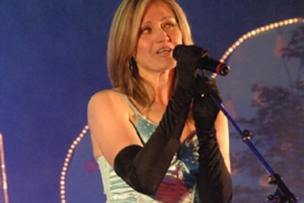 Jednou z hviezd Kanianskeho jarmoku by mala byť aj speváčka Júlia Hečková.