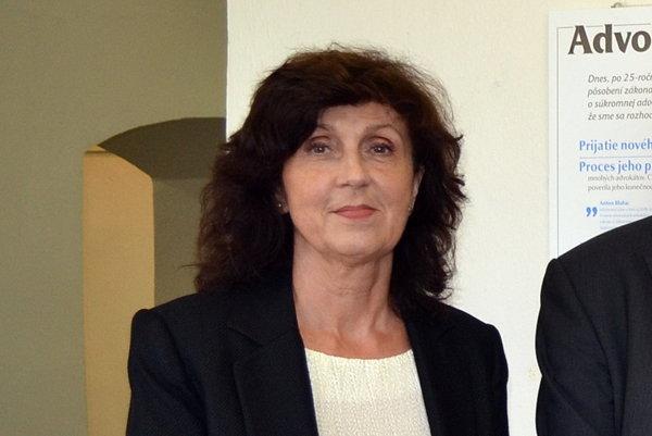 Iveta Kaczarová.