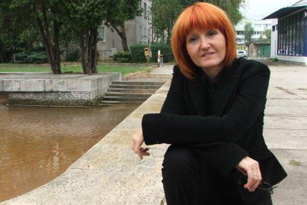 Alena Čermáková.