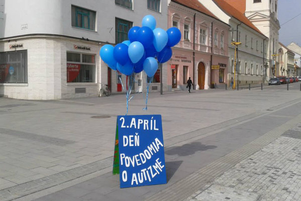 Mesto podporilo celosvetovú kampaň.