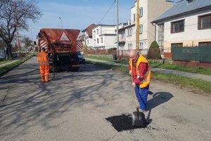 Cesty pod Tatrami opravia