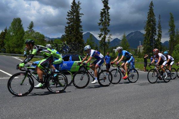 Cyklistické preteky Okolo Slovenska sú premiérovo zaradené do kategórie 2.1.