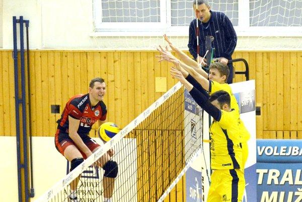 Košickí volejbalisti si zahrajú s Prešovom.