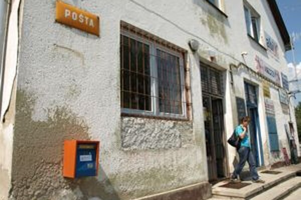 Aj poštu v Diviakoch nad Nitricou bude od jesene spravovať súkromník.