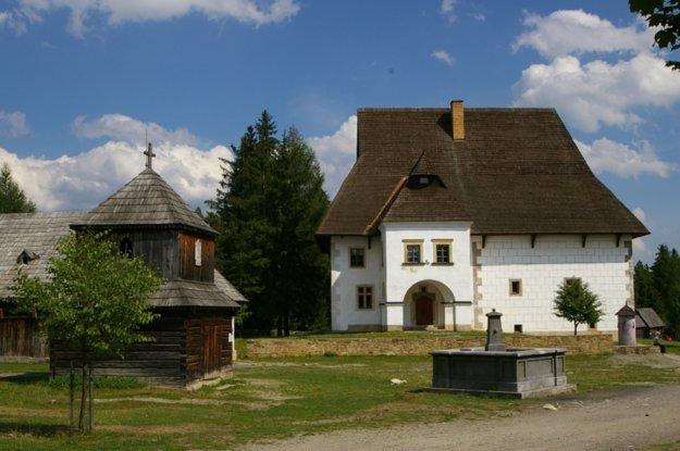 Múzeum liptovskej dediny v Pribiline