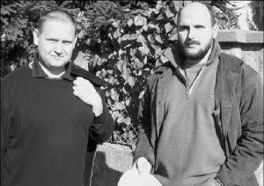 Tibor Weiss (vľavo) a Ján Vajda (vpravo) stáli pri zrode slovenského internetu.