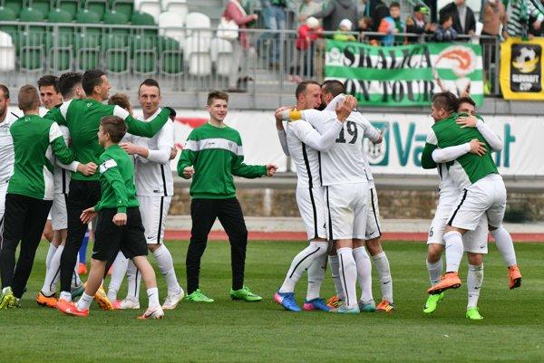 Skalica zvrátila prehru z prvého zápasu a postúpila do finále slovenského pohára.