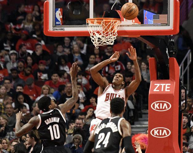 Chicago zvládlo zápas proti Brooklynu.