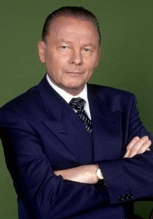 Prezident Rudolf Schuster (1999 - 2004).