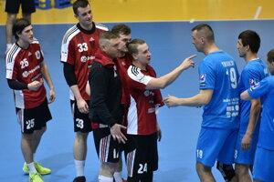 Hádzanári Šale sa stretnú s Považskou Bystricou aj v nadchádzajúcom semifinále.