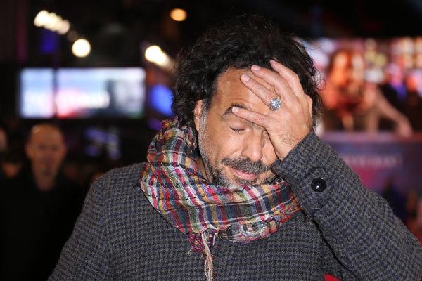 Alejandro González Iňárritu.