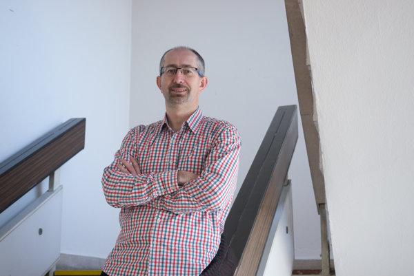 Peter Kremský, výkonný riaditeľ Podnikateľskej aliancie Slovenska