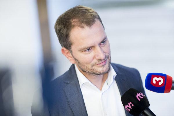 Líder OĽaNO Igor Matovič hovorí, že nebude dobrovoľne znášať, ako predseda parlamentu Andrej Danko šliape po jeho právach.