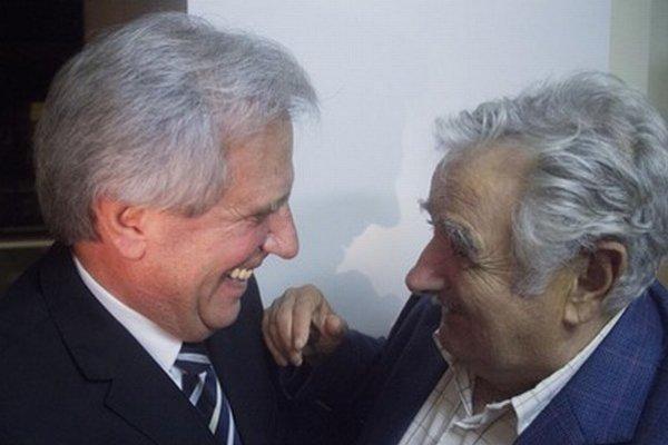 Mujica a Vázquez.