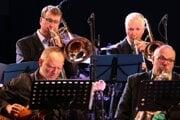 Matúš Jakabčic CZ-SK Big Band.