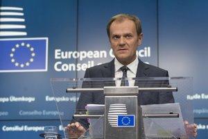 Nový šéf Európskej rady Donald Tusk.