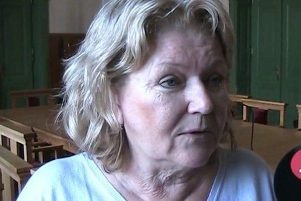 Riaditeľka festivalu Eva Děkanovská.