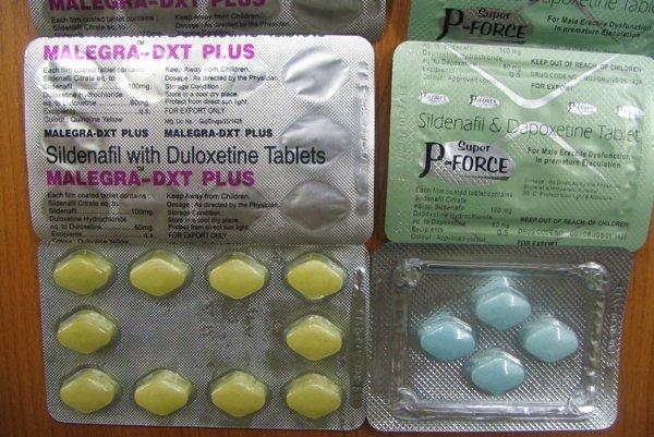 Objednané lieky. Nakupujúci sa z nich netešili.