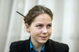 Vira Savčenková kandiduje za sestru.
