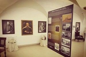 Nová výstava. Vo fintickom múzeu.